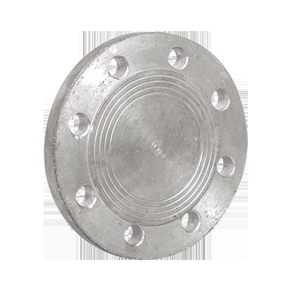 Çelik Kör Flanş